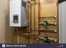 luxury homes edmonton water heating system in custom built luxury estate home stock