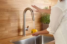 Touchless Kitchen Faucets by American Standard Press American Standard Beale And Edgewater