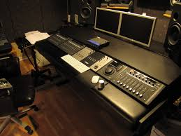 Studio Console Desk by What Furniture For Artist Series Avid Pro Audio Community