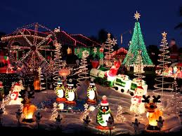 the amazing luxurious christmas light displays lgilab com outdoor