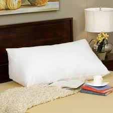 pillows for back support in bed bed foam back support for bed wedge pillow near me brookstone
