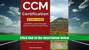 read online ccm certification study guide certified case manager