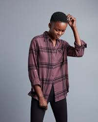 plaid u0026 flannel shirts flannels and plaids for women
