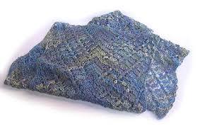 knitting pattern for angora scarf artyarns knitting patterns artyarns pattern p98 rosebud shawl