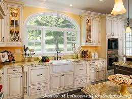 kitchen cabinets cottage style french country kitchen paint