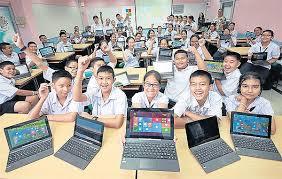 online smart class bangkok post article