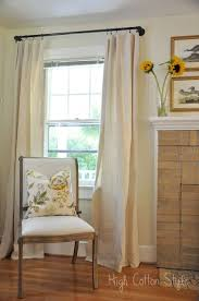 How To Make Curtains Out Of Drop Cloths Best 25 Drop Cloth Curtains Ideas On Pinterest Drop Cloths