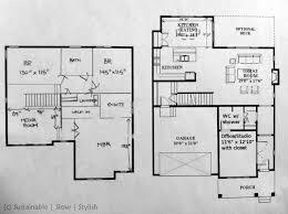 leave beaver house floor plan actual photos home plans