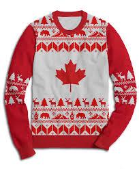 canada sweater canada fleece sweatshirt
