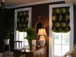 long narrow window dressing