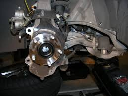 nissan altima coupe or infiniti g35 arrticle on how to replace the wheel bearing assembly g35