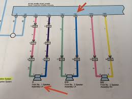 toyota jbl wiring diagram toyota wiring diagrams instruction