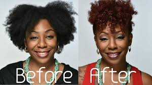 natural color of yolanda fosters hair new hair color creme of nature vivid red hot burgundy