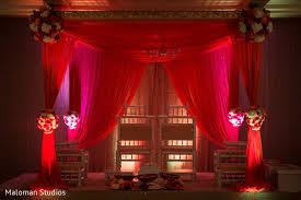 Indian Wedding Decorators In Nj Mountain Lakes Nj Indian Wedding By Maloman Studios Maharani