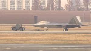 north korea u s south korean aircraft begin drill in korean