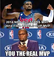 Kyrie Irving Memes - kyrie irving is da real mvp by amr bokaie meme center