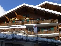 hotel la rotonde verbier switzerland booking com