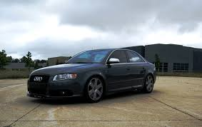 audi a4 b7 lowering springs calling all b6 b7 s4 s lowered on 18 s