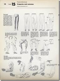 cartoon snap how to draw and understand folds and clothing