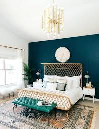 chambre peinte en bleu chambre peinte en bleu lit chambre peinte en bleu et blanc
