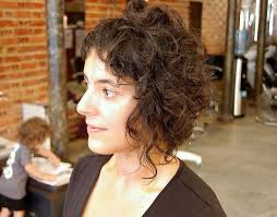 soft waves for short black hair photo gallery of edgy short curly haircuts viewing 8 of 15 photos
