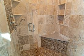 fantastic shower corner shelf with marble corner seat next to