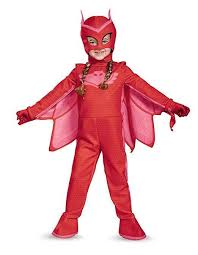 disguise disney pj masks owlette deluxe toddler girls halloween