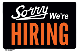 Seeking Sub We Re Hiring The Sub Pop Store At Sea Tac Airport Is Currently