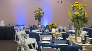 sunflower wedding decorations wedding ceremony venue reception in jacksonville fl