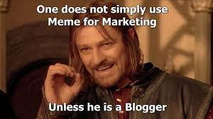 Blogging Memes - how to effectively use meme marketing to promote anything kill