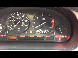 2006 bmw x5 4x4 warning light e53 lights on dash cluster how do i reset