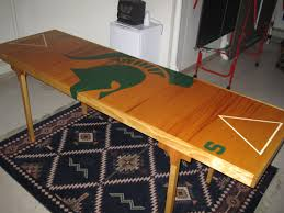 custom beer pong tables this is random msu beer pong table for sale oils oli aceites