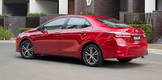2017 toyota corolla sedan pricing and specs new looks more kit