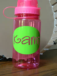 vinyl name for kids u0026 toddlers cups bottles or by cindirellar