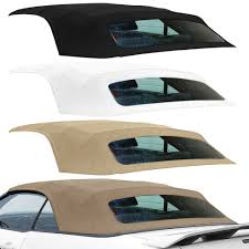 jeep soft top tan kee auto mustang cv top w tinted glass u0026 defrost 1pc 2005 14