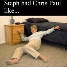 Chris Paul Memes - dammmm best memes immortalizing cp3 getting his ankles broken all