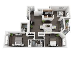 Floor Plan Of Two Bedroom House by Floor Plans And Pricing For View 34 Murray Hill