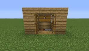 compact houses compact house 4x4x4 minecraft project