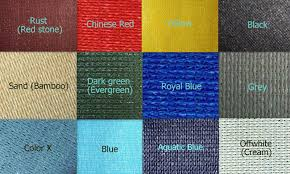 Color Shade by Shade Cloth For Commercial Patios Shade Cloth Colors Patio