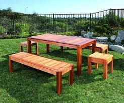 western red cedar outdoor furniture outdoor goods
