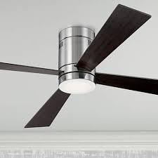 led ceiling fan with remote 52 casa vieja revue brushed nickel led ceiling fan 4g530