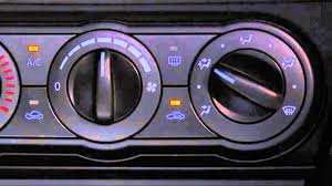 how to use the manual climate control ac in the 2015 mazda3 youtube