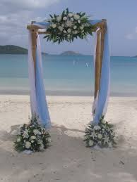wedding arches cairns wedding flowers site decor st destination