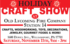 holiday craft show connect williamsport