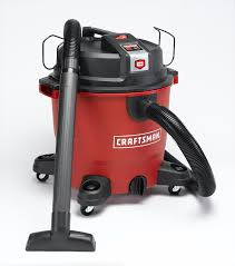 craftsman xsp 16 gallon 6 5 peak hp wet dry vac