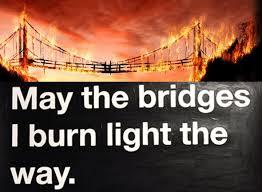 may the bridges i burn light the way vetements may the bridges i burn light the way