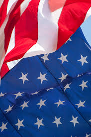 Waving American Flag Free Images White Country Red Symbol Banner American Flag