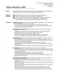 social work skills for resume objective social work objective resume