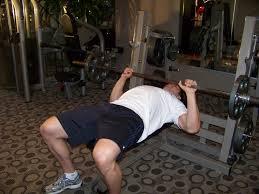 Chest Flat Bench Press Chest Press U2013 Flat Bench Regular Grip Fitnessresults U0027s Weblog