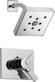 Shower Faucet Pictures Delta Vero Shower Faucet Trim With Lever Handles U0026 Reviews Wayfair